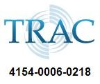 trac number